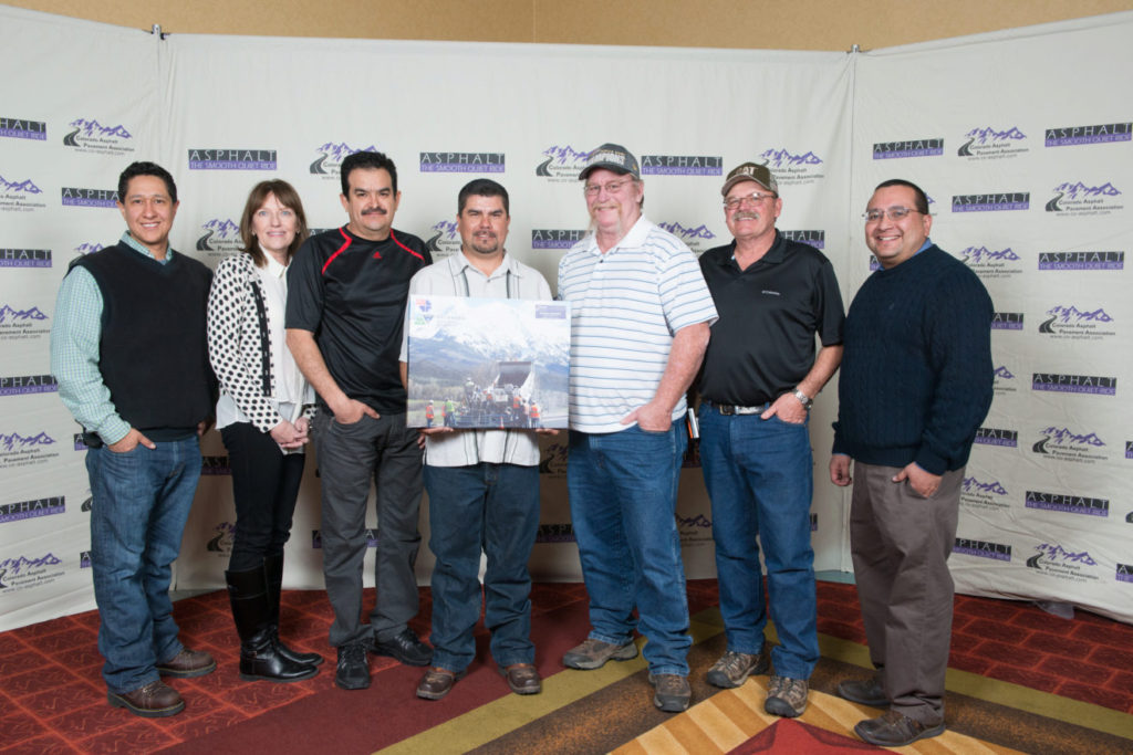"""CM Paves it Forward at the """"Best in Colorado"""" Asphalt Pavement Awards"""