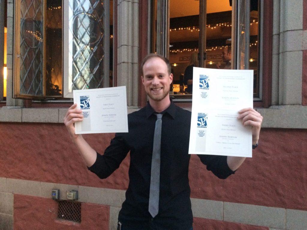 Law Week Colorado Honored at SPJ Awards