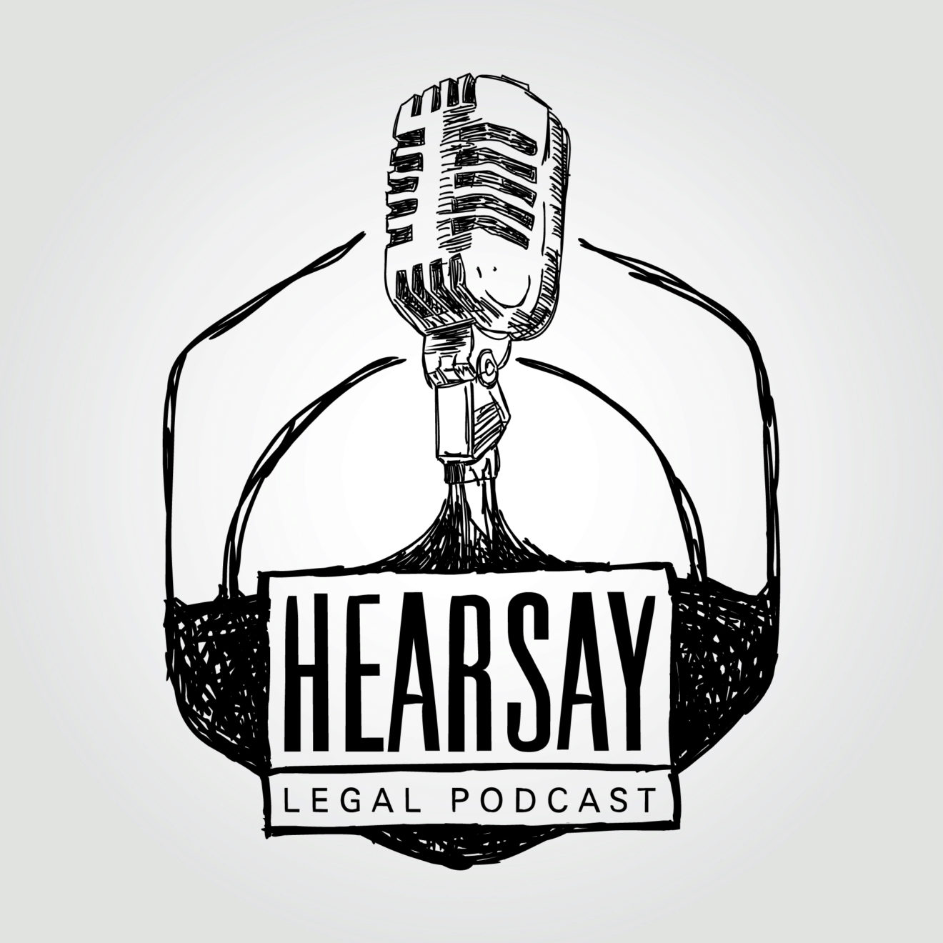 HearSay Podcast Logo