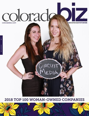 Circuit Media Climbs 2018 Top 100 Women-Owned Companies List