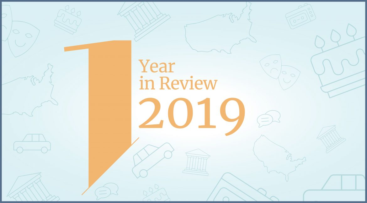 This Month on HearSay: 2019 Year in Review
