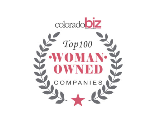 ColoradoBiz Top 100 Woman Owned Companies