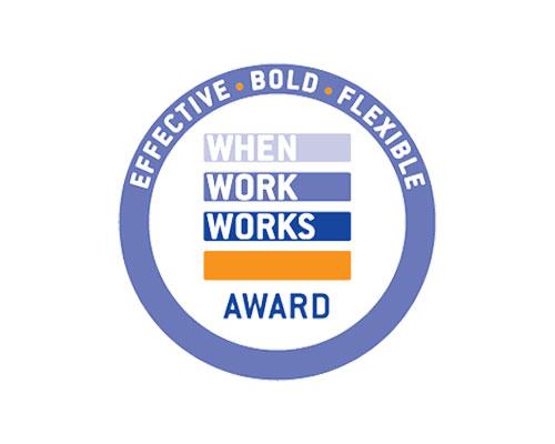 When Work Works Award