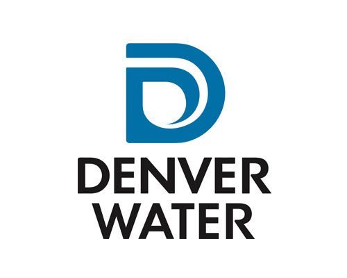 Image of Denver Water's logo. Denver Water is a client of Circuit Media and trusts us with their brand's communications.