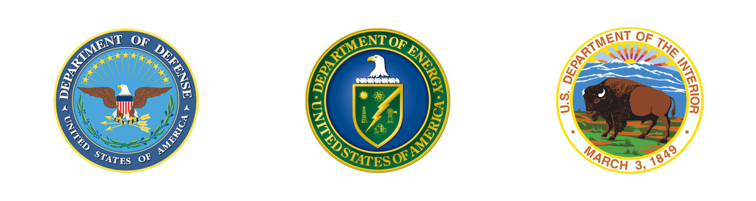 Department of Defense / Department of Energy / Department of the Interior