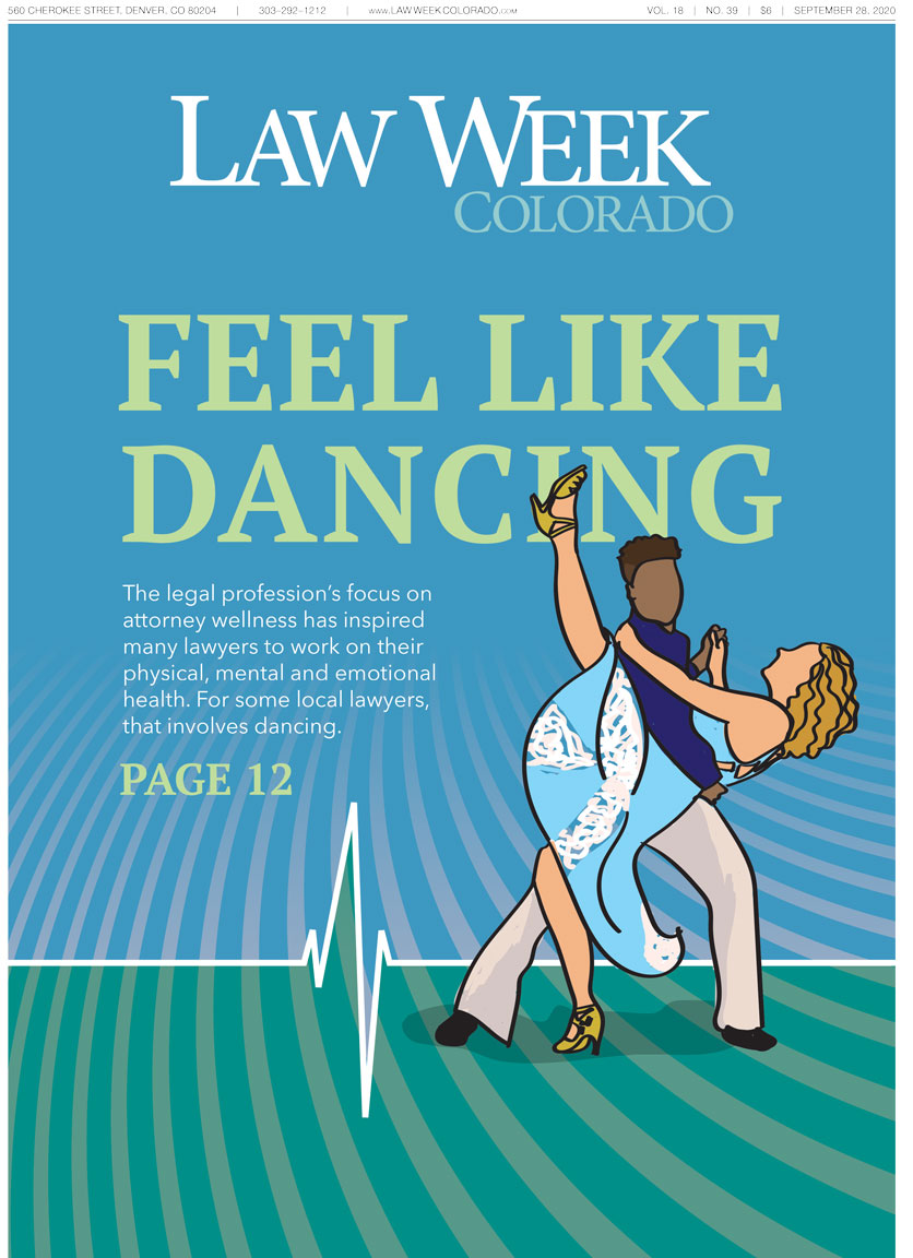 Law Week Colorado Attorney Wellness Cover