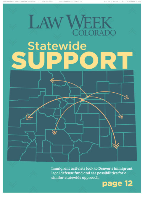 Law Week Colorado Specialty Bar Associations Cover