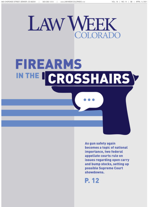 Law Week Colorado Gun Laws Cover