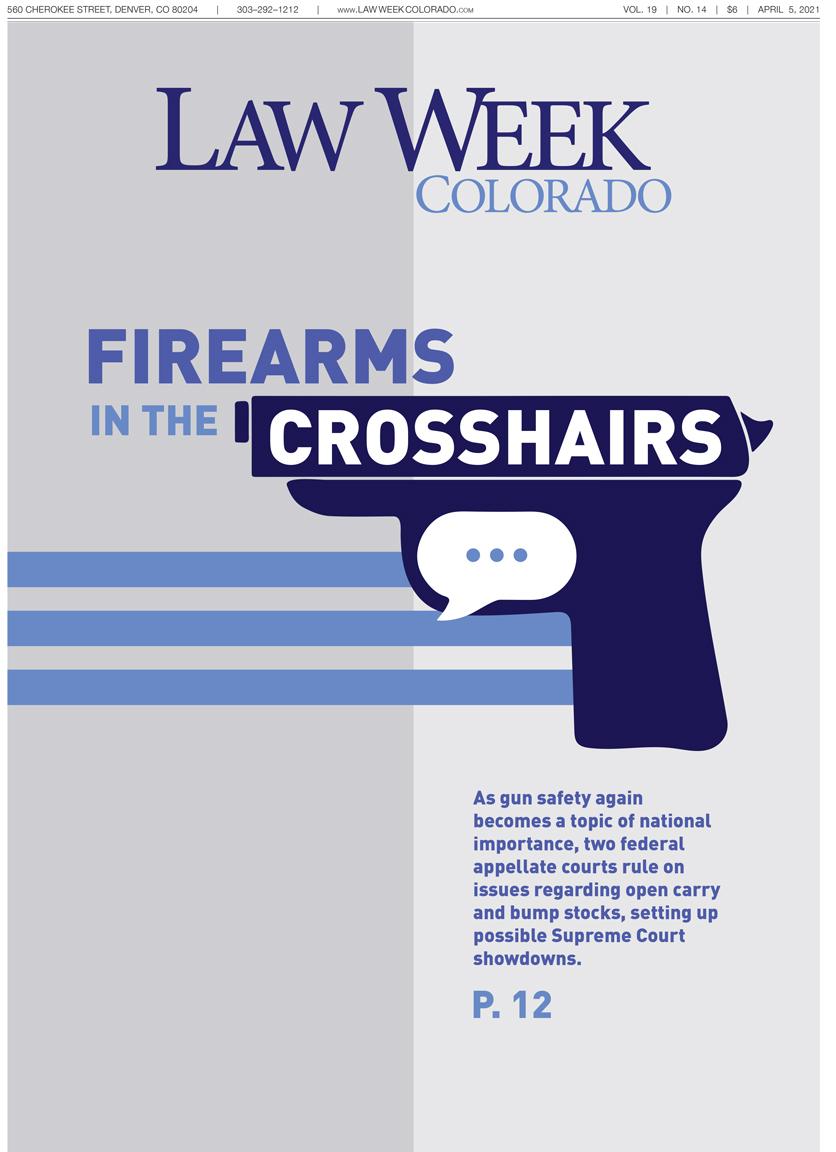 Law Week Colorado Gun Laws Cover