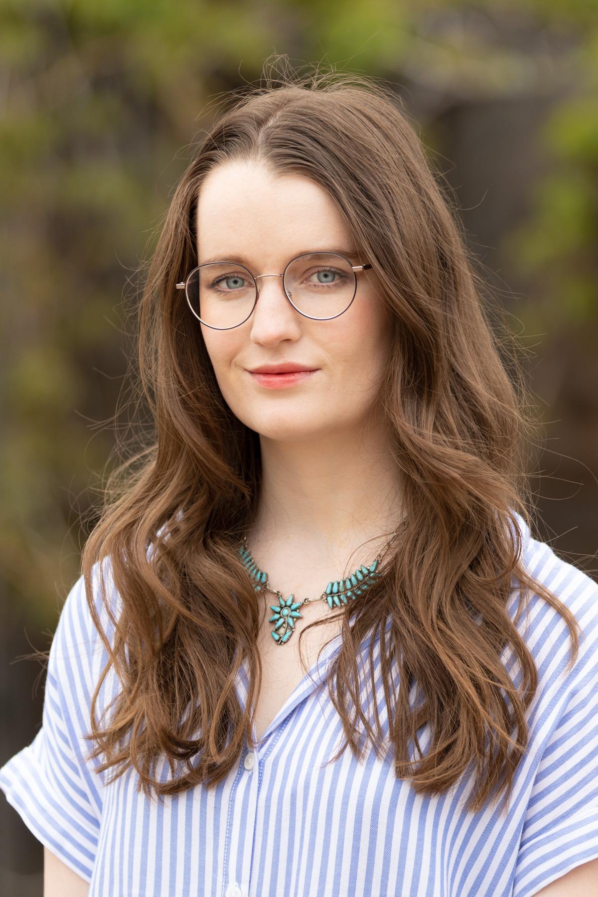 Young editorial intern at Law Week Colorado